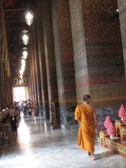 pampita al desnudo, viaje a tailandia, bangkok