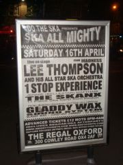 Thompson & His All Stars Ska Orchestra, The Skanx